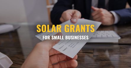 Solar Grants Available for Small Businesses