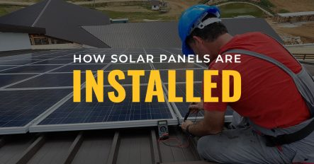 How Solar Panels Are Installed