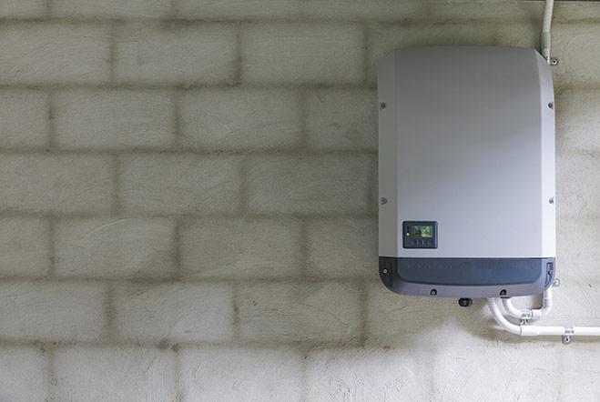 Solar Power Inverter for On-Grid System
