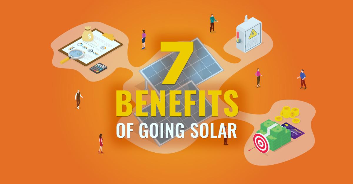 7 Benefits of Going Solar in Arizona