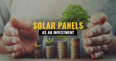 Solar Panels As An Investment